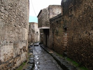 Vicolo pompeiano