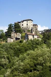 Il castello e l'antico borgo