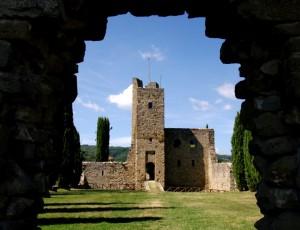 ..Castello di Romena..