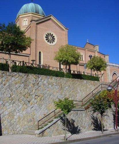 Montegrotto Terme - Verso il Duomo