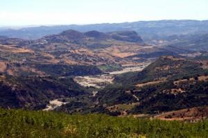 La valle del Neto