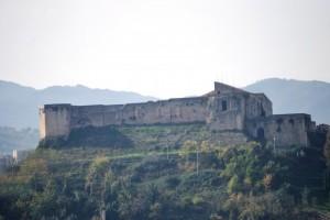 il castello di cosenza vecchia