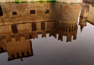 ..Rocca Sanvitale a Fontanellato…