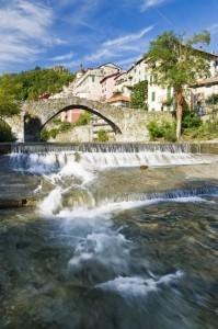 Cascata del torrente Lemme