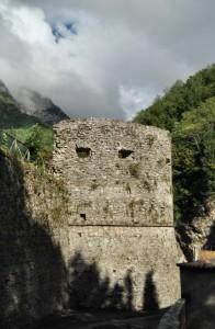 Il torrione di Porta Maggiore