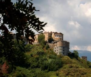 Altomonte: castello feudale