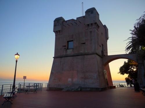 Genova - la torre  Gropallo....
