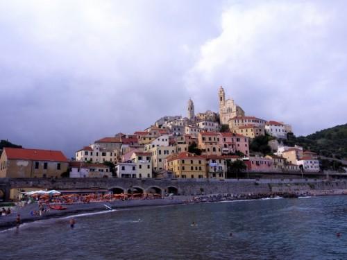 Cervo - i colori della Liguria....