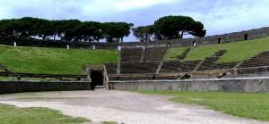 Dentro l'anfiteatro