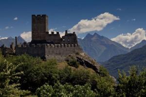 Il castello di Cly