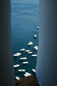 Barche a Scilla