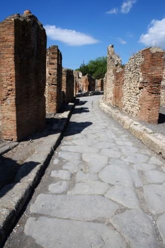 Pompei - Via Consolare