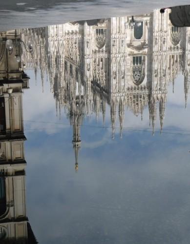 Milano - Dopo la pioggia
