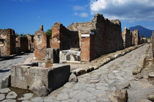Pompei - Antica fontana