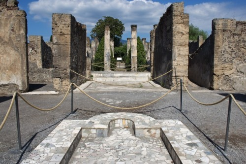 Pompei - Casa di Pansa