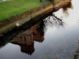 Lo specchio di Villa Archinto