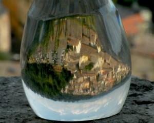In una sfera di cristallo
