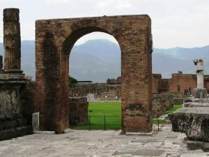 Arco del Tempio di Giove
