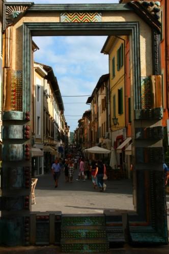 Pietrasanta - Struscio ... in cornice