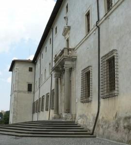 Entrata a Palazzo Chigi