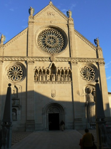 Gemona del Friuli - Duomo dedicato a  Santa Maria Assunta