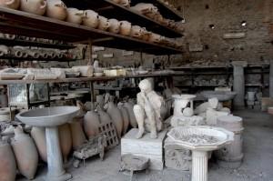 reperti archeologiche