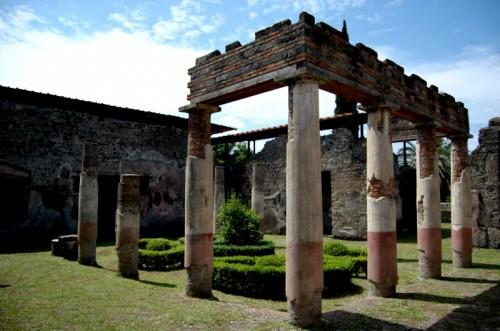 Pompei - resti di una villa