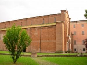 Abbazia di San Silvestro - Concattedrale Arcidiocesi Modena-Nonantola