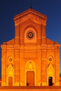 Duomo di S. Pietro (XX sec.), Cerignola (FG)