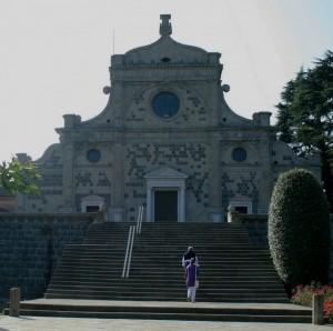 Verso l' Abbazia