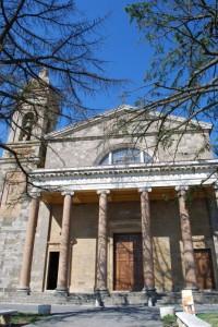 La concattedrale di S.Salvatore è il duomo di Montalcino