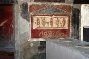 affreschi pompeiani