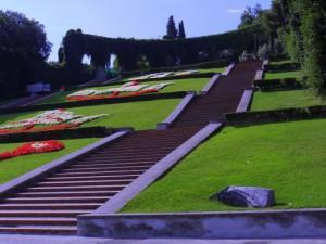 scalinata delle caravelle…..