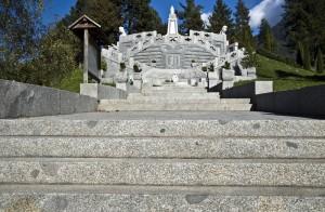 Al monumento della grande guerra