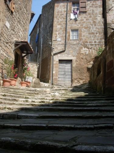 Pitigliano - Via Porta di Sovana