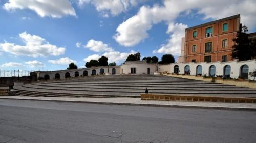 San Cataldo - Scalinata al Calvario