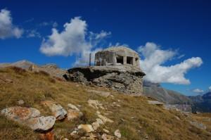 Postazione 72bis-Casamatta e osservatorio