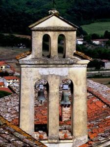 il Campanile del Monastero della Santissim Annunziata
