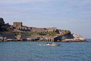 Fortificazioni dell'isola del Tino