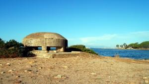 Il bunker di Capitana