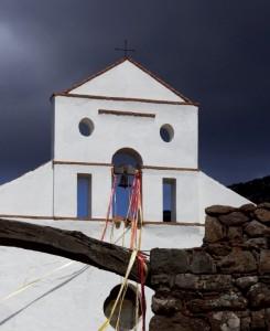 campanile della chiesa S.Pietro a Golgo