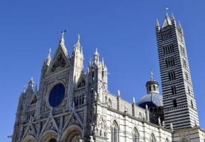 Terra di Siena…..