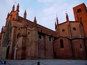 ultimi raggi sul Duomo….