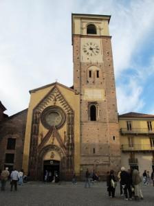 Il Duomo tardogotico di Chivasso