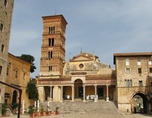 San Cesareo, duomo di Terracina