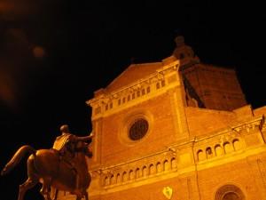 Il Duomo e il Regisole