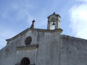 Campanile della chiesa S. Vincenzo Ferret