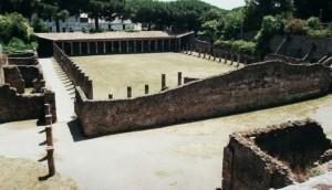 Quadriportico dei Teatri