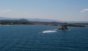 Faro dell'isola Bocca