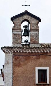Campanile a vela della Chiesa del Carmine di Rignano Garganico (FG)